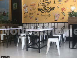 Setup trọn gói nội thất quán cafe tại Đồ Sơn Hải Phòng