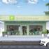 Thiết kế, thi công quán trà chanh tại Hải Phòng