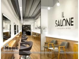 5 mẫu thiết kế nội thất đẹp cho salon tóc diện tích nhỏ
