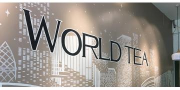 KHÁM PHÁ THIẾT KẾ ĐẸP ĐỘC CỦA QUÁN TRÀ SỮA WORLD TEA