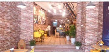 Thi công nội thất quán cafe Mr.Zero Tea and Coffee, 278 Nguyễn Văn Linh, Hải Dương
