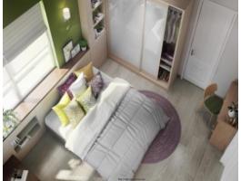 Thiết kế nội thất phòng ngủ 20m2 tại Hải Phòng
