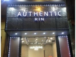 Thiết kế Shop thời trang Authentic Rin 58 Lạch Tray