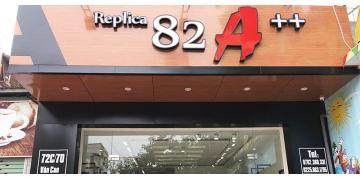 Thiết kế shop thời trang tại 70 Văn Cao, Hải Phòng trẻ trung, hiện đại