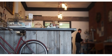 Ý tưởng thiết kế quán cafe phong cách Vintage