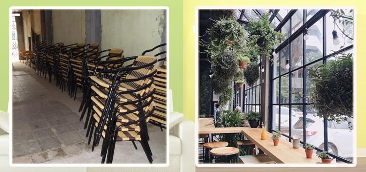 hình ảnh 5 lý do bạn nên cân nhắc khi mua bàn ghế thanh lý cho quán cafe, trà sữa