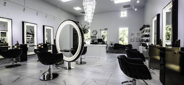 hình ảnh Bật mí cách thiết kế thi công nội thất salon tóc tại Hải Phòng đẹp nhất 2020