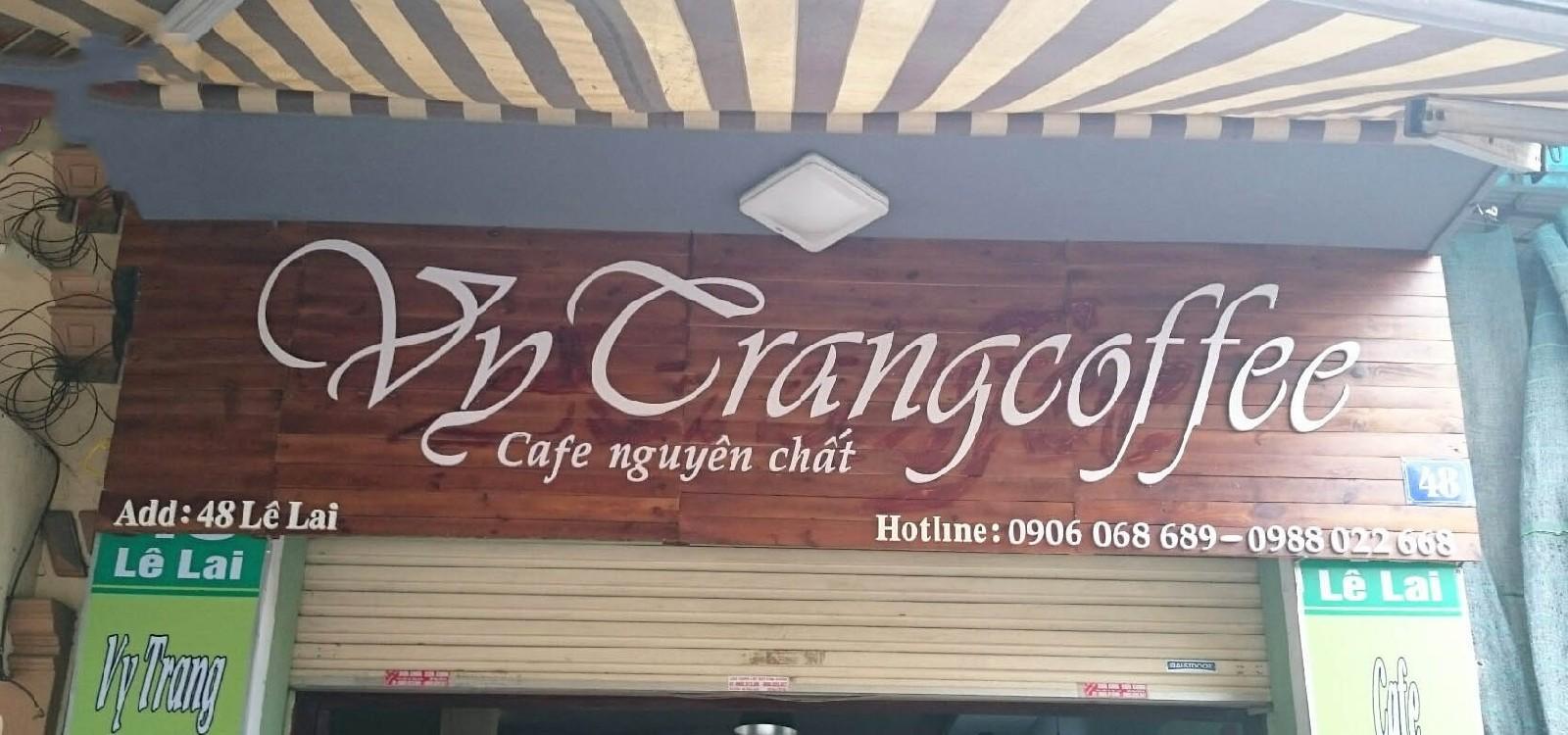 hình ảnh Bộ bàn ghế cafe vnTrangcoffee, 48 lê lai, Hải Phòng