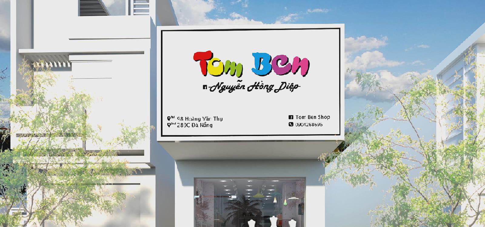 hình ảnh Không thể rời mắt khỏi mẫu thiết kế shop quần áo trẻ em Tom Ben, 98 Hoàng Văn Thụ, HP