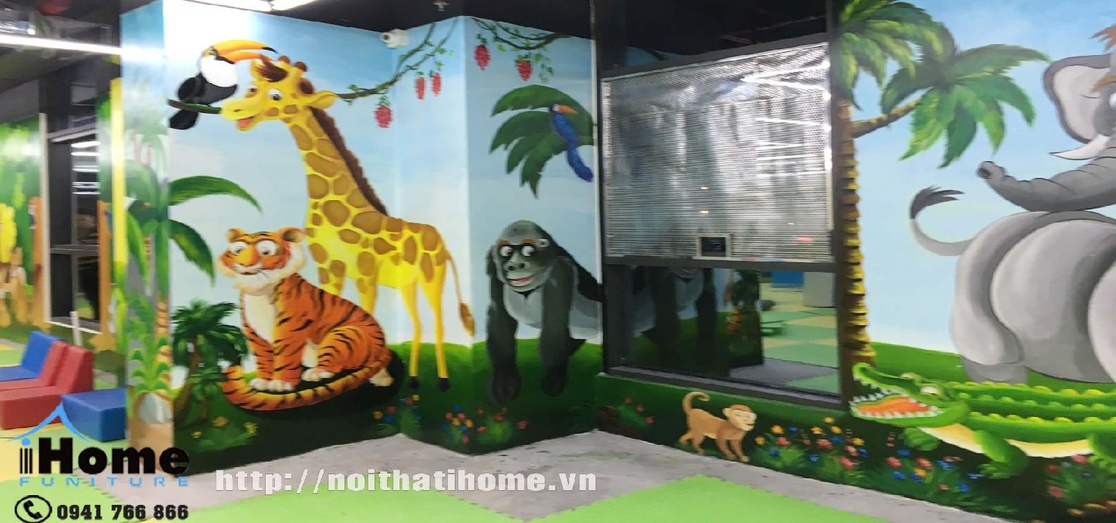 hình ảnh Khu Vui Chơi Tiền Phong - 286 Trần Nguyên Hãn, Toà Nhà Bạch Đằng Hải Phòng