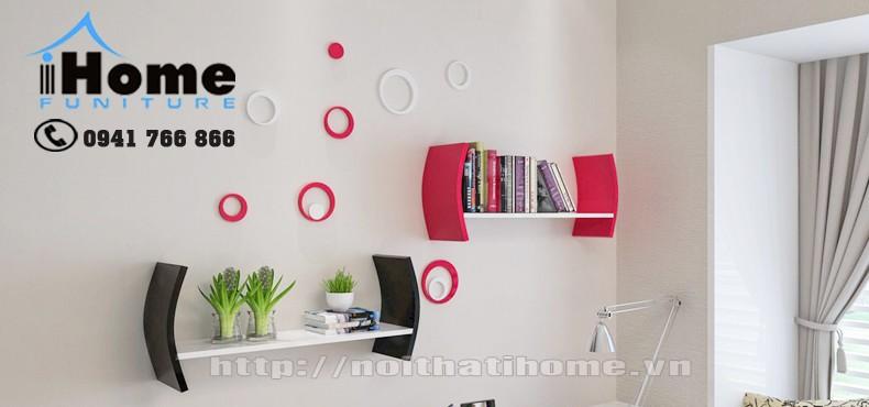 hình ảnh Những sản phẩm kệ trang trí treo tường đẹp giá rẻ tại Hải Phòng