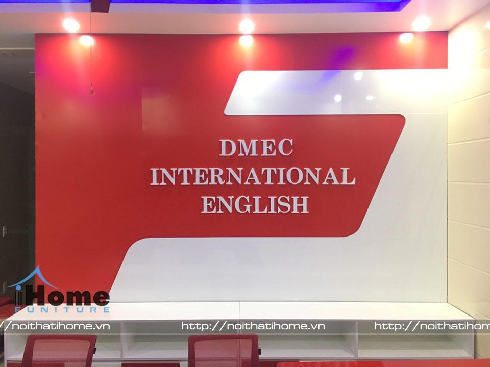 hình ảnh Setup nội thất trung tâm tiếng Anh DMEC Hải Phòng