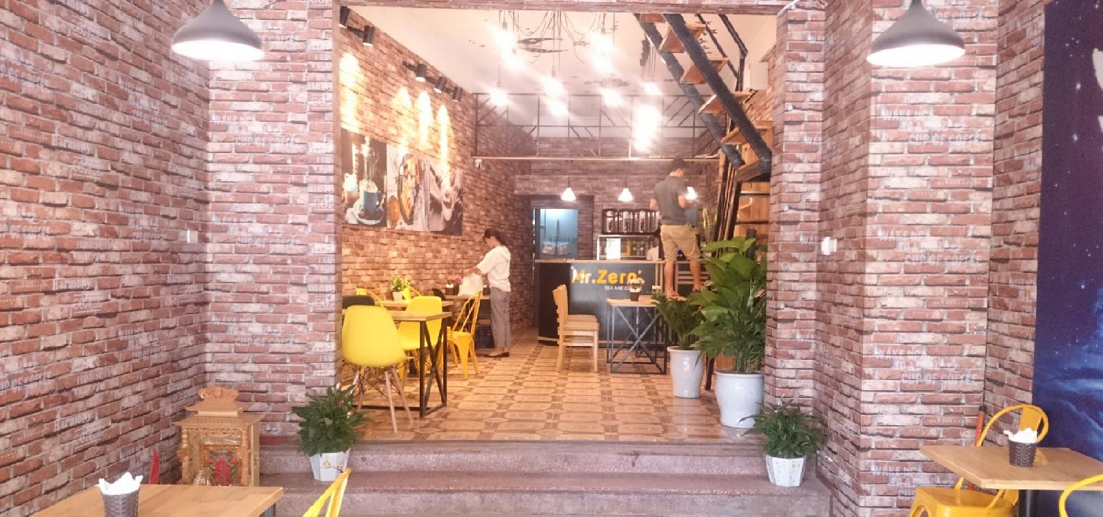 hình ảnh Thi công nội thất quán cafe Mr.Zero Tea and Coffee, 278 Nguyễn Văn Linh, Hải Dương