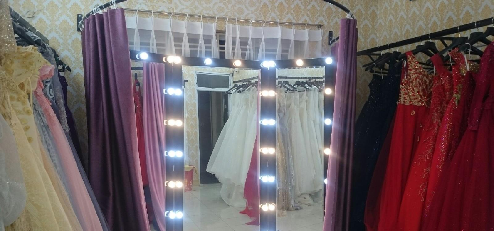 hình ảnh Thi công nội thất shop áo cưới 60 Trần Minh Thảo