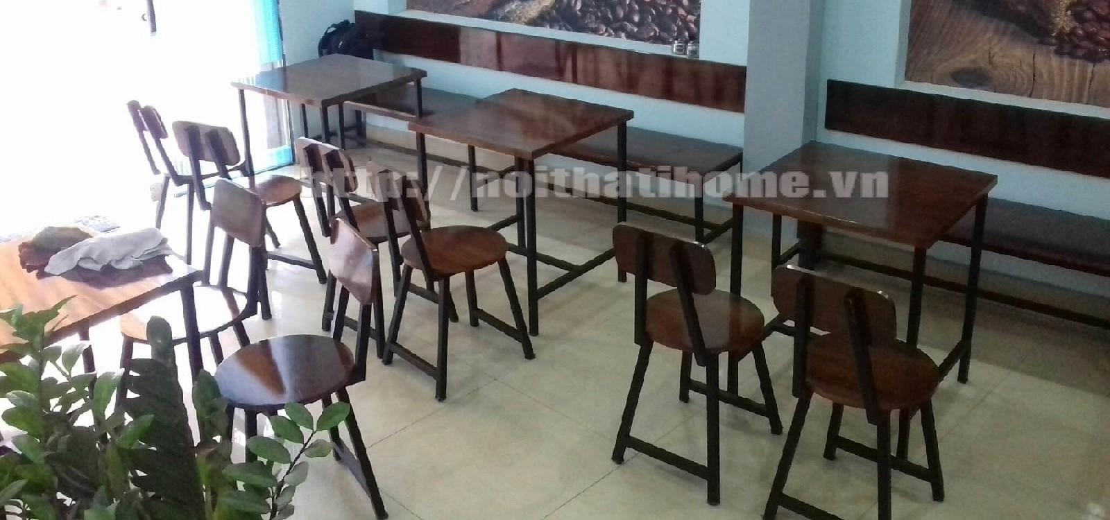 hình ảnh Thiết kế nội thất quán cafe sân vườn 5a/1 Đông Khê, Hải Phòng