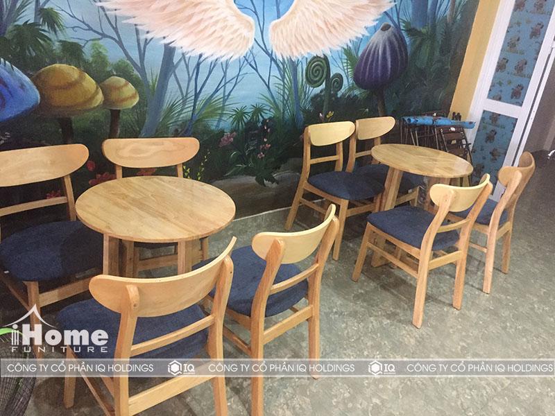 hình ảnh Thiết kế nội thất quán cafe anh Tùng tại Mạc Đăng Doanh Dương Kinh Hải Phòng
