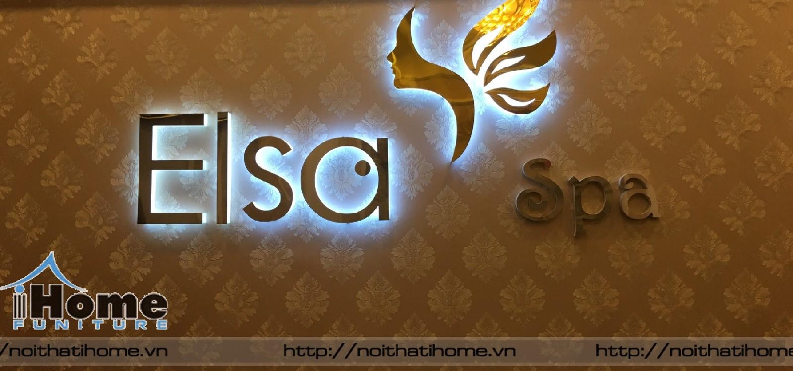 hình ảnh Thiết kế phòng Spa Elsa tại Trần Nguyên Hãn, Hải Phòng