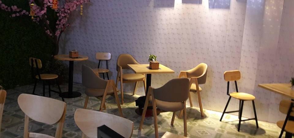 hình ảnh Thiết kế quán cafe Moon, Tứ Kỳ, Hải Dương