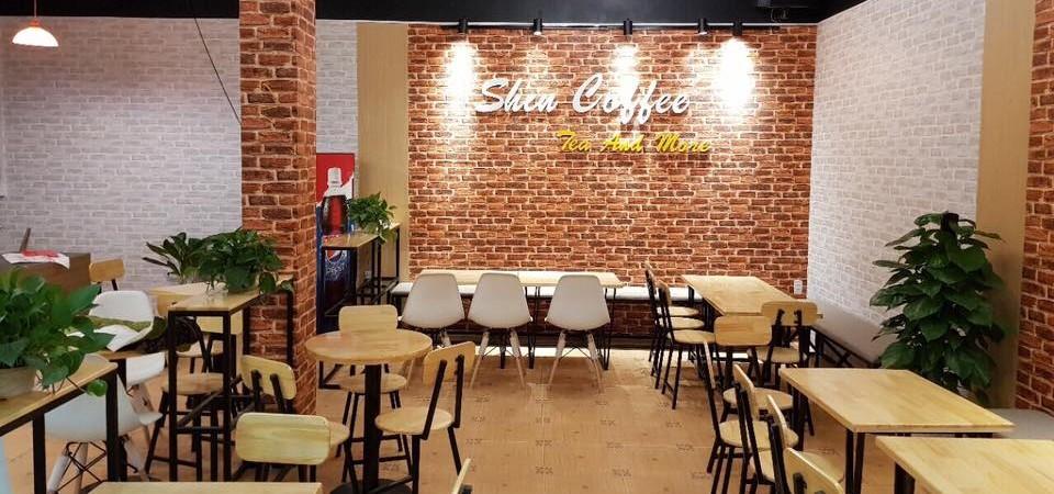 hình ảnh Thiết kế quán cafe SHIN COFFEE tại Kiến Thụy, Hải Phòng