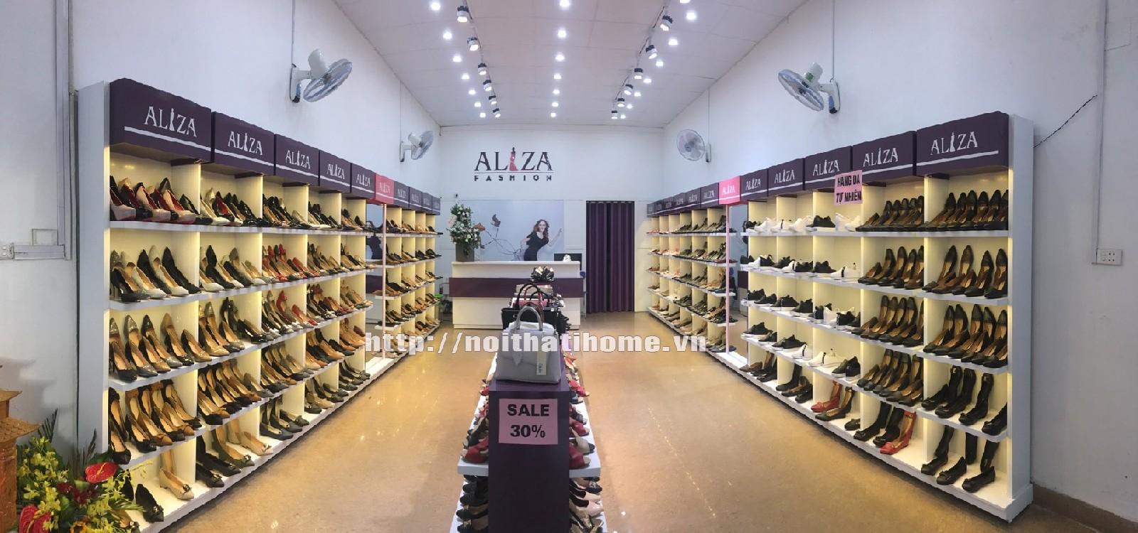 hình ảnh Thiết kế shop giày ALIZA - 199 Trần Nguyên Hãn - Hải Phòng