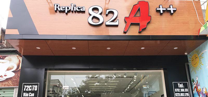 hình ảnh Thiết kế shop thời trang tại 70 Văn Cao, Hải Phòng trẻ trung, hiện đại