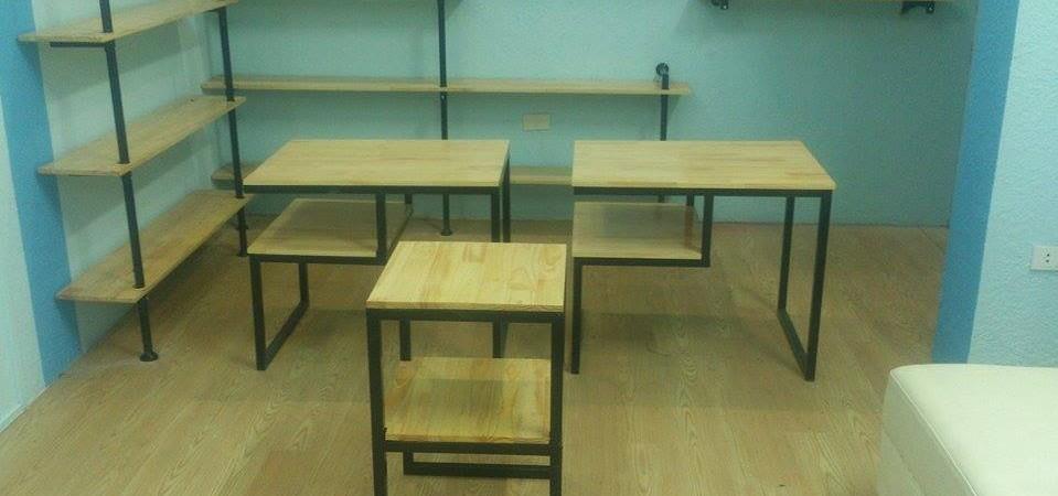 hình ảnh Thiết kế và thi công nội thất Trung tâm ngoại ngữ 133 Trần Phú