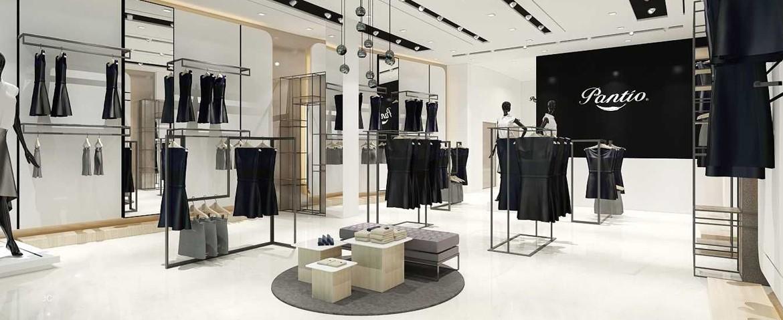 Thiết kế - thi công shop thời trang nam - nữ