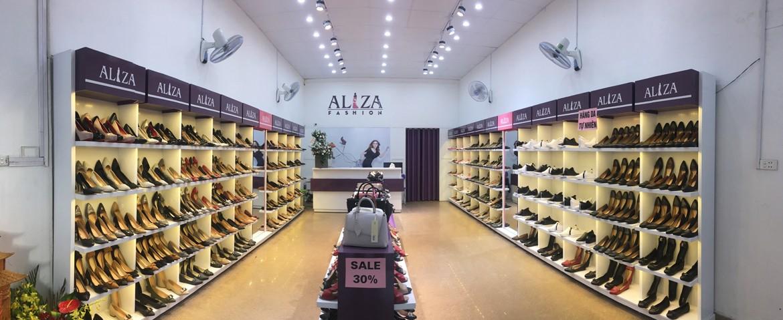 Thiết kế - thi công trọn gói shop - cửa hàng