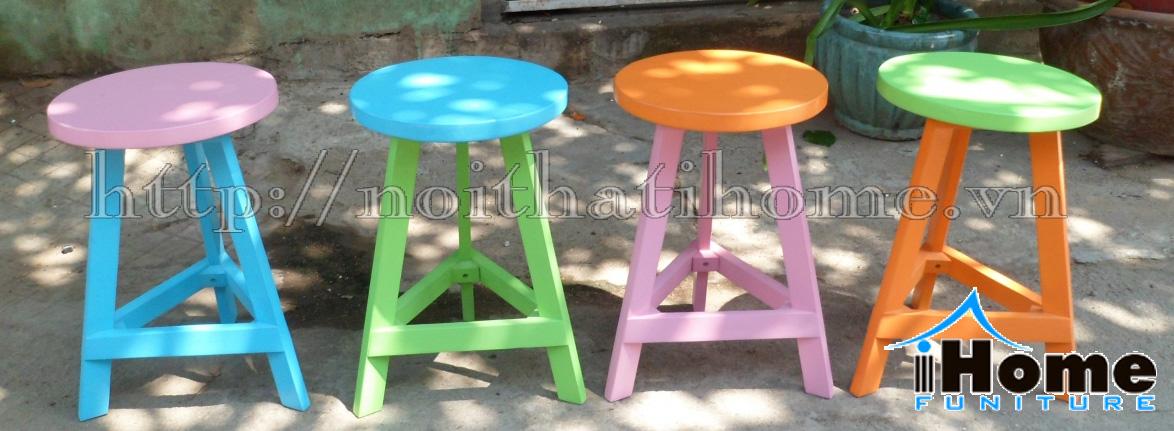 bàn ghế cafe gỗ hải phòng